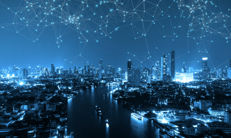 smart city connections